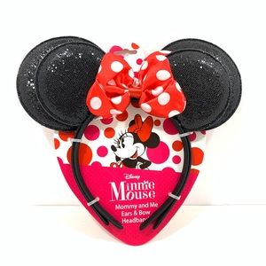 Disney Minnie Mouse Mommy and Me Headbands Set
